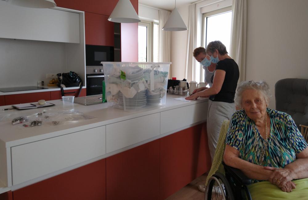 Verhuis naar Huize Linde en Huize Elisabeth
