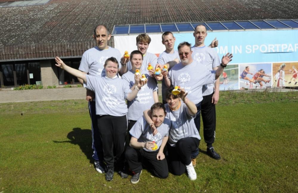 Special Olympics: duimen voor onze atleten