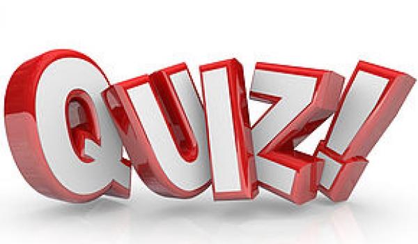 Quiz algemene kennis